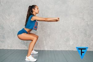 TruFit Academy bootay program - bodyweight glute exercises - sexy butt