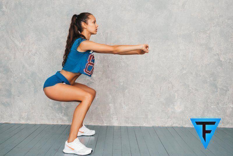 trifit365 academy bootay program - bodyweight glute exercises - sexy butt