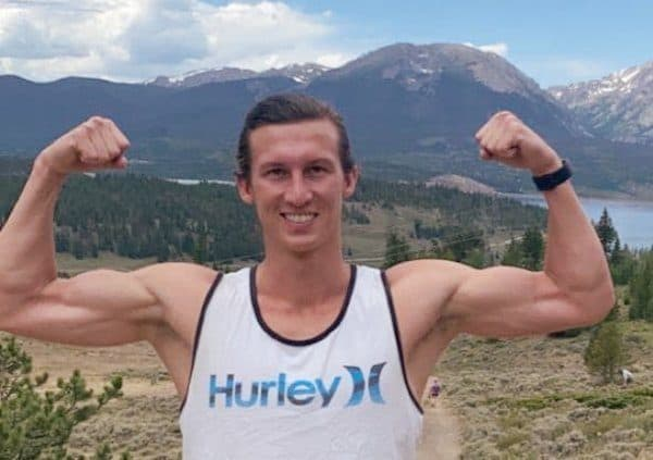 about johnny els - online personal trainer